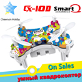 Cheerson CX-10D CX 10D Drone 2.4GHz 6 Axis with High Hold Mode LED RC Quadcopter RTF