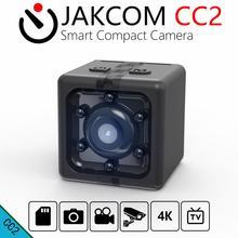 JAKCOM CC2 Câmera Compacta Inteligente venda Quente em Filmadoras Mini como wi-fi câmera relógio minicamera 1080 p