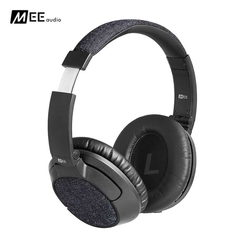 MEE Audio MATRIX3 AF68 Stereo Wireless Bluetooth Headphones with Microphone Active Noise Cancelling Headset Headphone for phone mee audio matrix3 af68 stereo wireless bluetooth headphones with microphone active noise cancelling headset headphone for phone