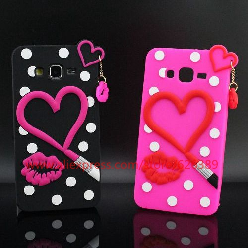 Aliexpress.com : Buy For Samsung Galaxy Grand Prime Case Sexy Lips Silicone Cases Cover For