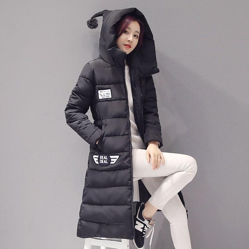 Winter Down Jacket Women New Fashion 2016 font b Women s b font font b Coat
