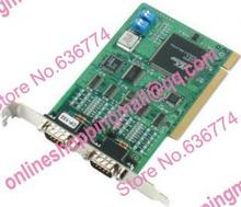 Moxa cp-132i 2 pci multiport serial card