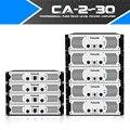 Fuluode CA-12 serie fulCA-30 rendimiento de amplificador de potencia trasera pura profesional Ultra alta potencia un arrastre de cuatro canales