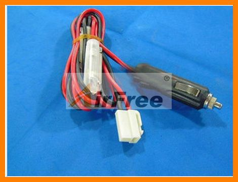 DC Power Cord/cable Cigarette Lighter For Yaesu FT1907/FT7800/FT8800/FT8900 Mobile Radio Car Radio 1.4M