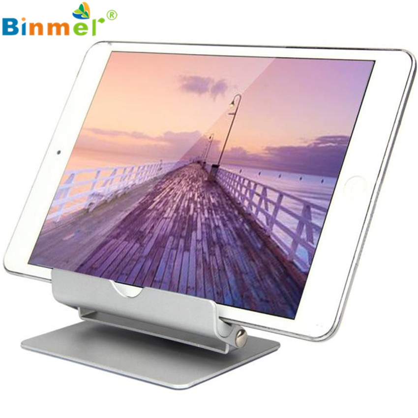 New Aluminum Rotating Bed Desk Mount Stand Holder For IPad - Rotating bed