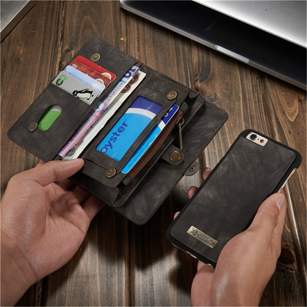 Luxury Leather Wallet Case for Huawei P20 Pro Fashion Card Cover Cases for Samsung Galaxy S9