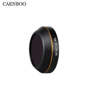 Image 1 - CAENBOO Kamera Filter Drone Für DJI Mavic Pro Zubehör Objektiv Filter Protector ND CPL Für Mavic Pro Professionelle ND8 16 filter