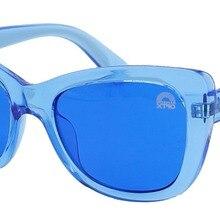 d3631d2f0e7a Little Devil Cat Eye PC Polarized Sunglasses Women Fashion Style Sun  Glasses HD Driving Polaroid Lens