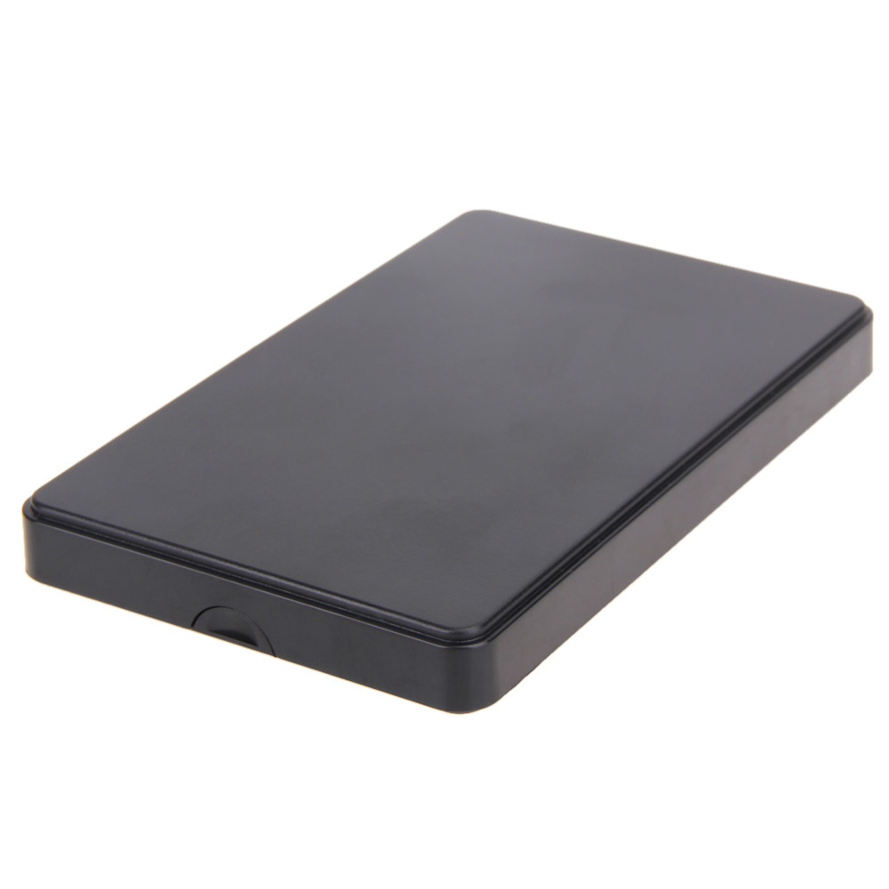 Black external enclosure for hard drive disk usb 2 0 sata - Porta hard disk sata ...