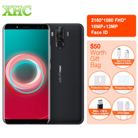 Ulefone Power 3S 6 0 18 9 FHD Mobile Phone 4GB 64GB Android7 1 6350mAh Octa