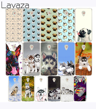 Lavaza 162EL cute dog Wacky Husky PUG Hard Cases for Meizu M3s M2 M3 Note mini m5 m5s m5 note U10 U20 Pro 6 case cover