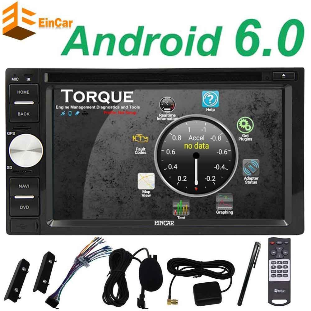 Double 2 din Android 5.1.1 Car DVD GPS Navigation In dash Stereo 2 Din Car radio GPS Navigator Player WIFI Autoradio Multimidia