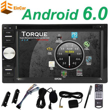 Double 2 din Android 5 1 1 font b Car b font DVD GPS Navigation In