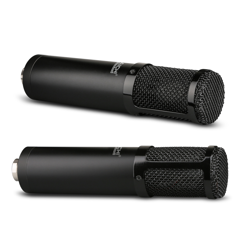 K 510 diaphragm condenser microphone Live karaoke recording studio sound quality microphone Professional audio equipment
