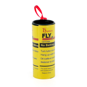 Image 5 - 4 Rolls Fly Glue Paper Pest Control Housefly Killer Insect Bug Catcher Trap Ribbon Strip Sticky Fies Summer Tools