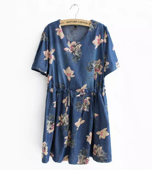 Popular Women Denim Dresses-Buy Cheap Women Denim Dresses lots ...