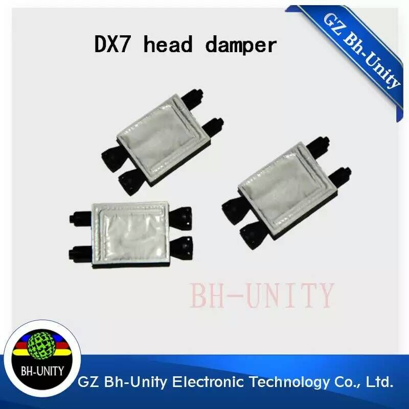 20pcs DX7 printhead solvent inks damper DX7 damper printer inks filter for xenons yongli gongzheng printer