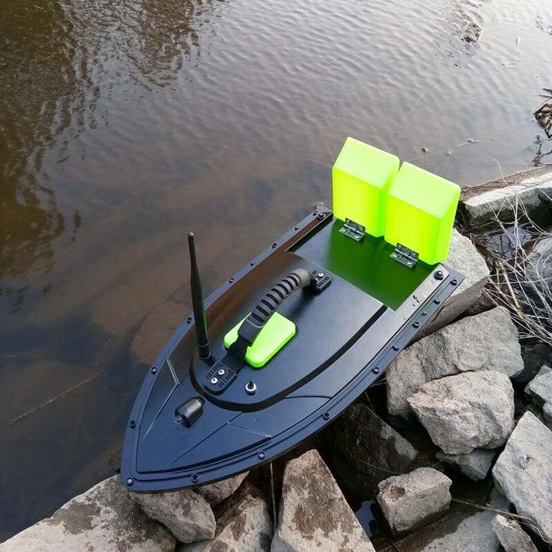 Flytec 2011-5 outil de pêche Smart RC appât bateau jouet double moteur détecteur de poisson bateau de pêche télécommande bateau de pêche bateau hors-bord - 3