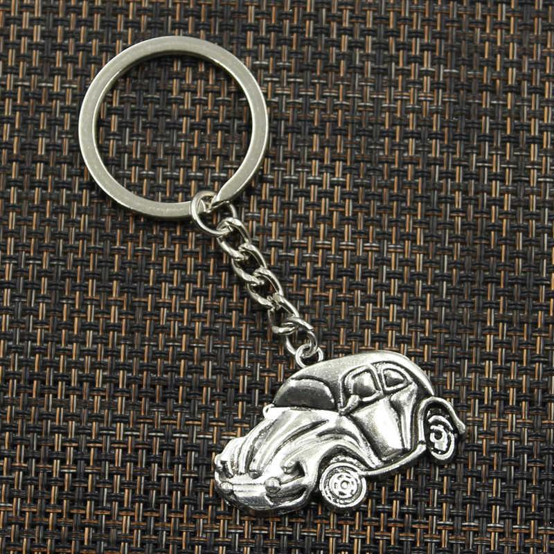 ... New Fashion Keychain 39 26mm car bug beetle herbie Pendants DIY Men  Jewelry Car Key ... f4141a30c8
