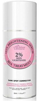 Divine derriere skin lightening 10% CREAM contaIns vitamin C salicylic acid kojic acid lactic acid