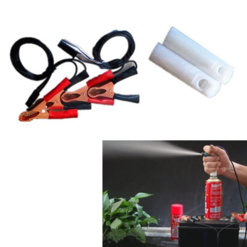 General Fit For Car Vehicles Fuel Injector Flush Cleaner Adapter Cleaning  Tool