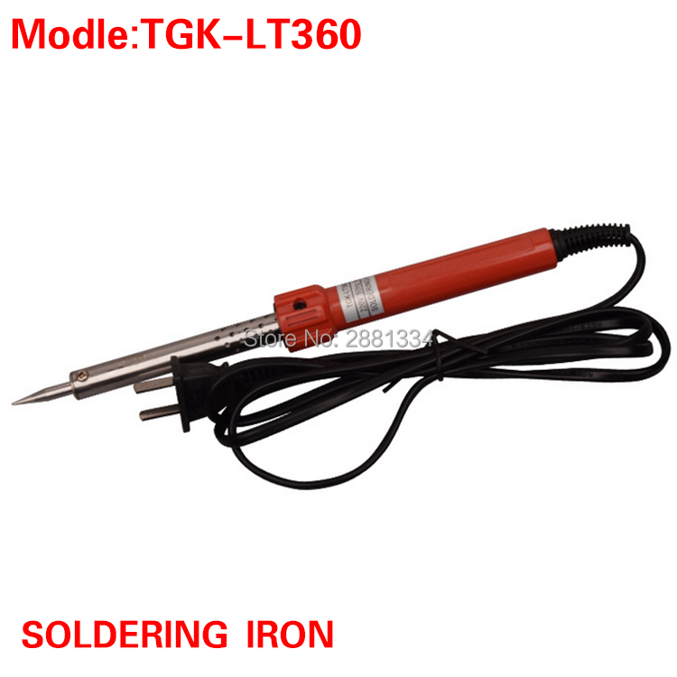 2017 Hot sale TGK-LT360 Electric Solder Soldering Iron 60W PTC ceramic heater Constant Temperature Repair Welding Iron Tools