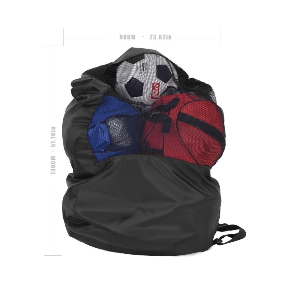 012d1835f86 2019 Portable Basketball Football Volleyball Soccer Ball Bag Outdoor ...