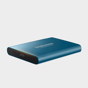 Samsung Portable SSD T5 250GB 500GB 1TB 2TB External Solid State HD Hard Drive USB 3.1 Gen2 (10Gbps) for laptop and pc
