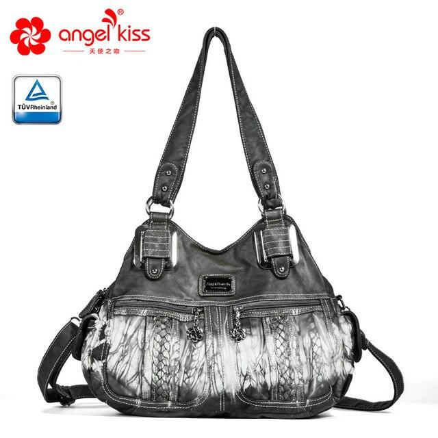 Fashion Bags Ladies Luxury Hobo Shoulder Bags 2018 Large Capacity PU Leather Women Shopping Crossbody Bags Travel Handbag