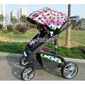 Hot-selling carrinho de bebê, Ultra absorbation choque da mola do pram do bebê, GV aprovado