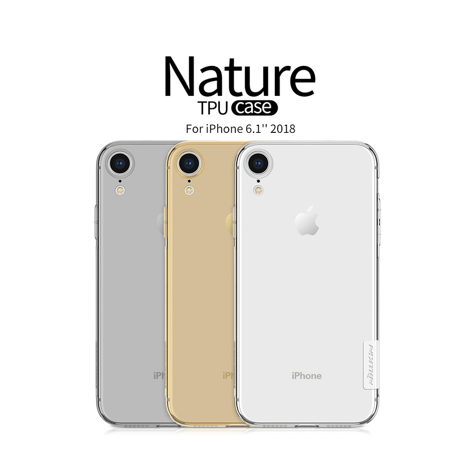 XR Case Nature iPhone 7 8 Plus Clear