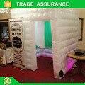 Compras de Alta qualidade cube tenda tipo led inflável cabine de dj