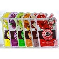 Fruity Series Face Mask Sheet Pack Essence Collagen Moisture Facial Care Mask Hot Sale