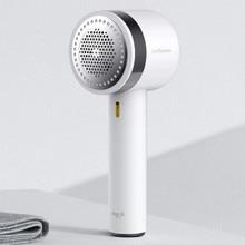 Deerma الوبر إلى الكرة لزجة الشعر المزدوج الاستخدام المتقلب سترة مزيل المحمولة 7000r/دقيقة الكهربائية المتقلب معطف تنظيف D5 #