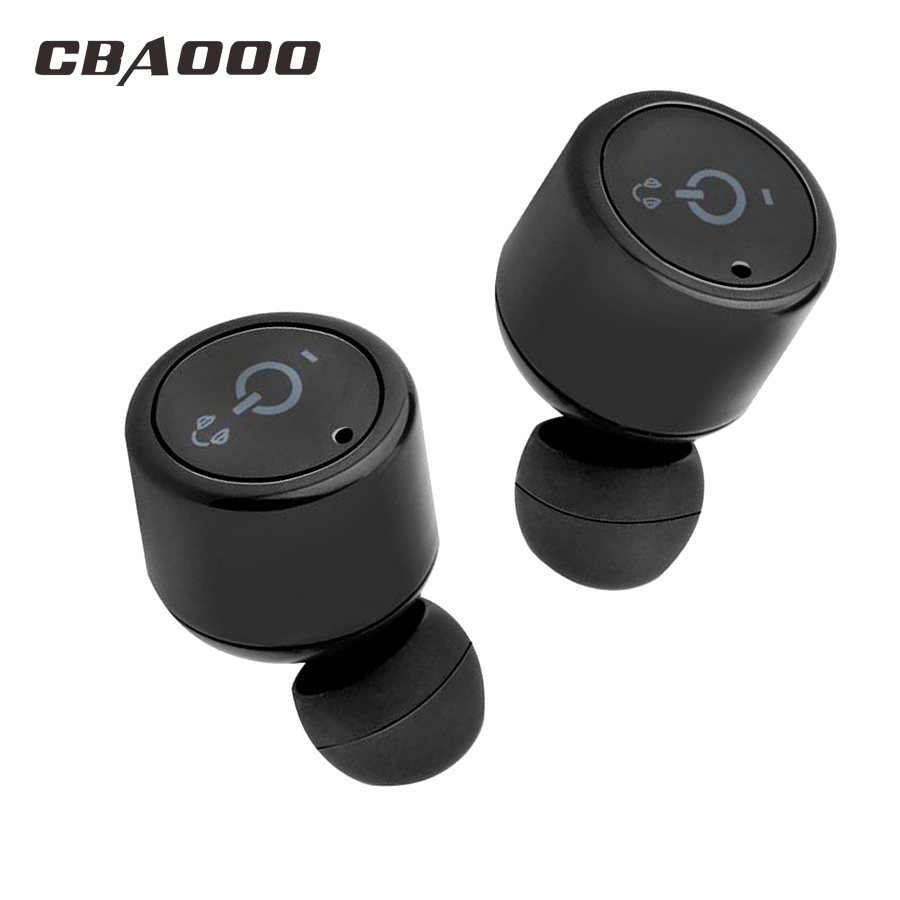 Wireless Bluetooth Earphone Headphone Handsfree Blutooth Headset Business earpiece Mic Microphone for Phone Car Driver