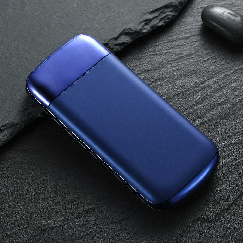Mi ني 30000 mah قوة البنك بطارية خارجية PoverBank USB LED تجدد Powerbank المحمولة الهاتف المحمول شاحن هواتف xiaomi mi iphone سامسونج