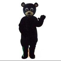 Высокое качество Маша и Медведь Медведица гризли Маскоты костюм персонажа из мультфильма бесплатная доставка