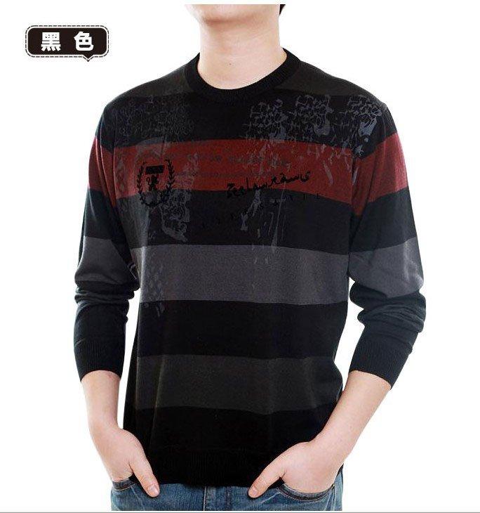 вязанные свитера мужчины