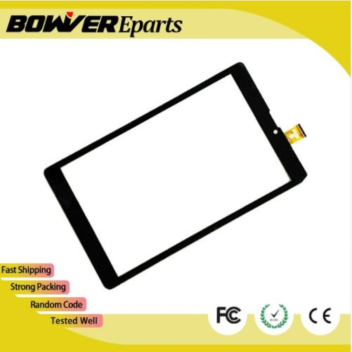 A+Black New For 8 Prestigio MultiPad Wize 3108 3G PMT3108_3G Tablet Touch screen panel Digitizer Sensor replacement new touch screen digitizer for 8 inch prestigio muze pmt3708 3g pmt3708d tablet touch panel sensor replacement parts