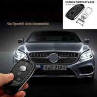 New E Class Key Case Dedicated For BENZ E200L Car Key Case E300L Car Key Rings