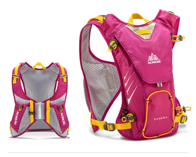 bc6990627c AONIJIE Light Weight Close-Fitting Hydration Pack Great for Hiking - Running  - Biking - Kids Men and Women 8L