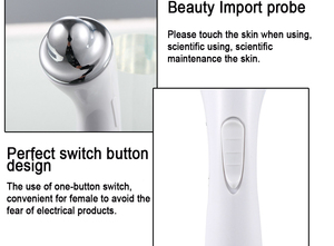 Image 4 - 送料無料アイしわペン美容器 eyebag 除去アイマッサージャー目の電気エレクトロ機