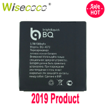 WISECOCO 1300mAh Battery For BQ BQS 4072 BQ-4072 strike mini  Mobile Phone In Stock Latest Production Battery+Tracking Number купить недорого в Москве