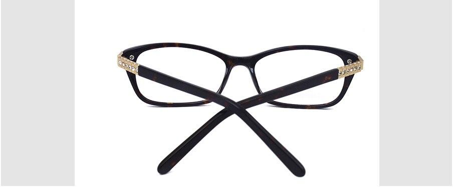 5fb1235d8ae 2019 Fess Shipping Luxury Diamond Eyeglass Frames High Quality ...