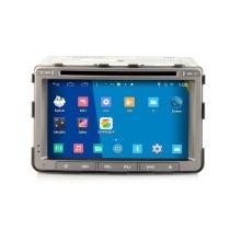 Car DVD GPS Navigation Radio Stereo Android 4.4 Wifi For Ssangyong Rexton 2006-2014