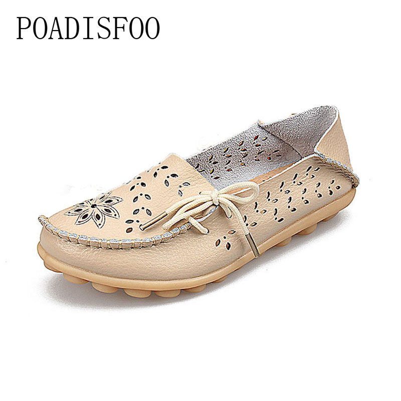 54ca17630d21 Woman-leather-flat-shoes-2017-breathable-light-hollow-casual-fashion -driving-shoes-spring-summer-woman-shoes.jpg
