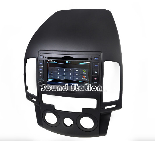 i30 gps navigation for hyundai i30 s100 touch screen car. Black Bedroom Furniture Sets. Home Design Ideas
