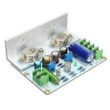 1 PC 10-15 W JLH1969 classe Un Amplificateur Conseil AMP Canal Gauche PCB Assemblé MOT/2N3055 Nouvelle électrique Conseils Modules