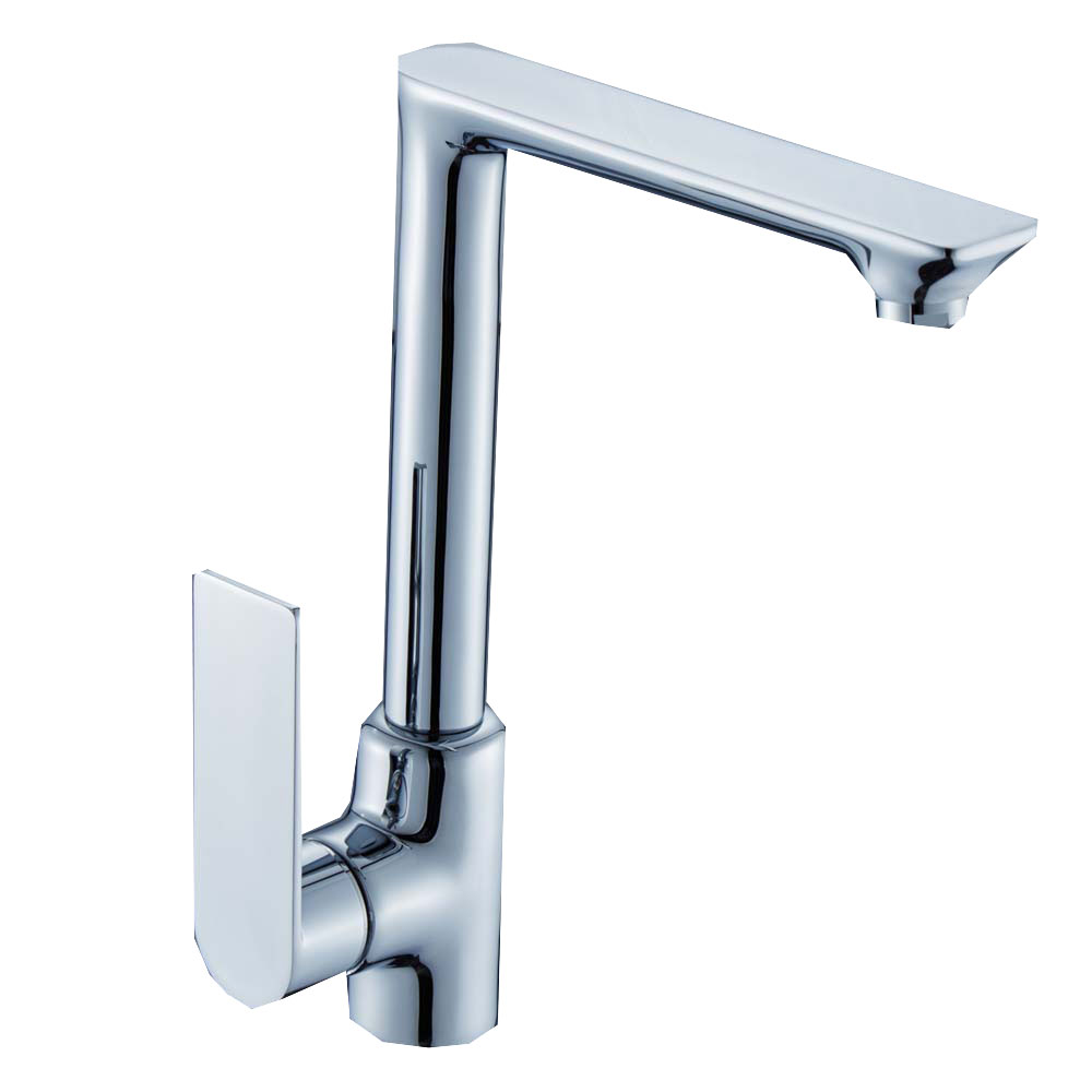 High quality rotating brass kitchen faucets hot cold water torneiras chrome taps mixers home decor improvement