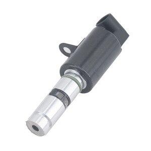 Image 4 - Om válvula solenóide de controle de óleo, válvula solenóide para controle da esquerda e direita vvt para kia opma rondo 2.7l 2006 2010 243563e000